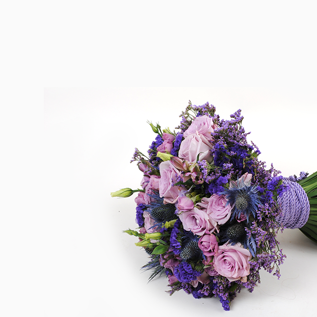 Spring bouquets and compositions