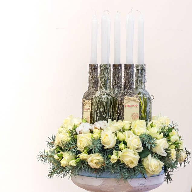 Winter floristry