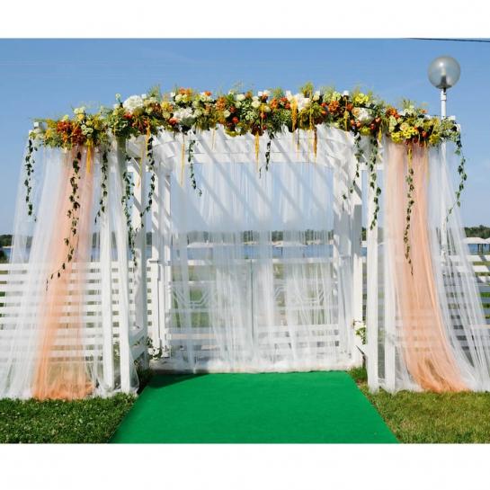 Свадебная арка Украинские мотивы
