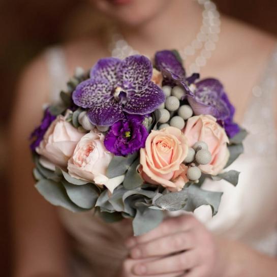 Букет невесты №8
