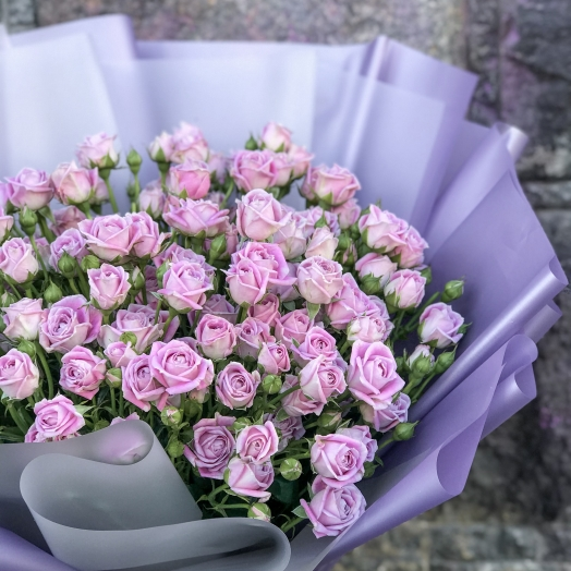 Акция на розы спрей Хэппи Йо-йо и Ванесса с 4 по 10 ноября