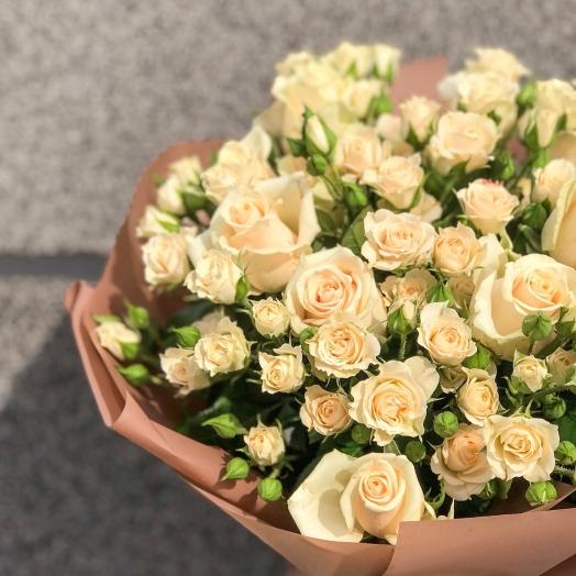 Знижка -20% на троянди власного виробництва в нових магазинах