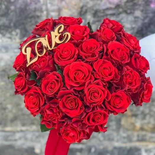 Скидка -10% на красные розы Эль Торо и Гран При