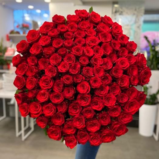 Акции на розы с 7 до 15 октября