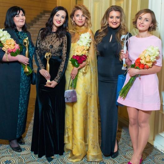 «Камелия» - цветочный спонсор премии «Женщина ІІІ тысячелетия»