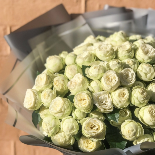 Promotion on roses Marichka and Snow World from 11 to 17 November